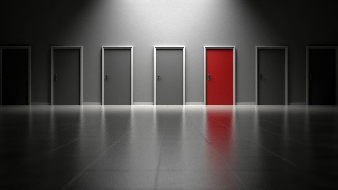 Entscheidungen und neue Wege